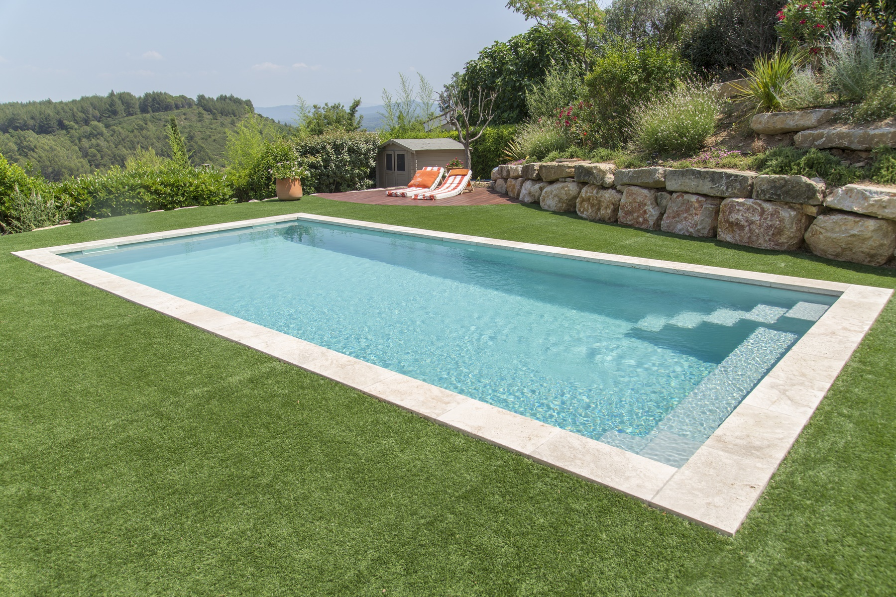 Vente et installation de piscine en haute corse